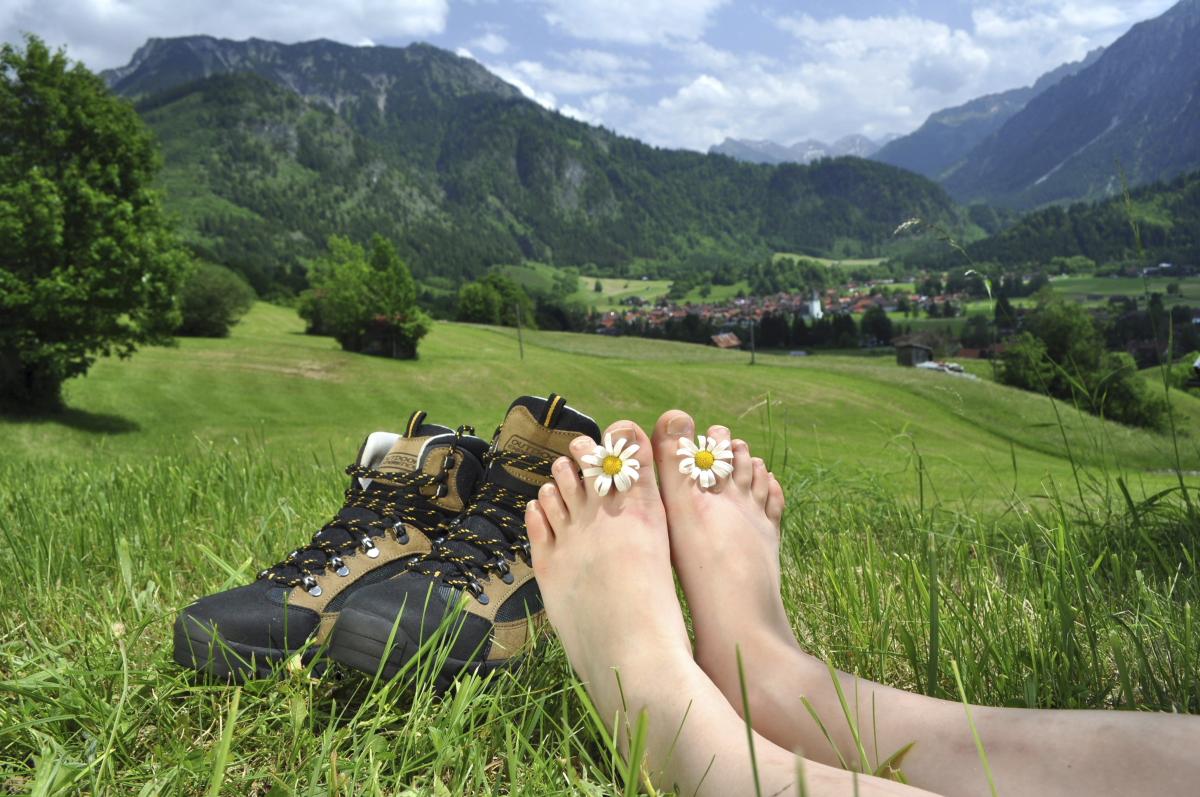 Berghof s Saisonsbeginn